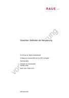 Juristisches Gutachten zur Konformität des Methodenvorschlags zur Netzplanung von Agora und BET mit dem Energiewirtschaftsgesetz EnWG und den Europäischen Richtlinien