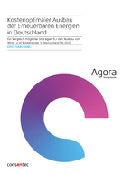 Ein Vergleich möglicher Strategien für den Ausbau von Wind- und Solarenergie in Deutschland bis 2033