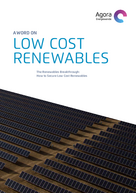 The Renewables Breakthrough: How to Secure Low Cost Renewables