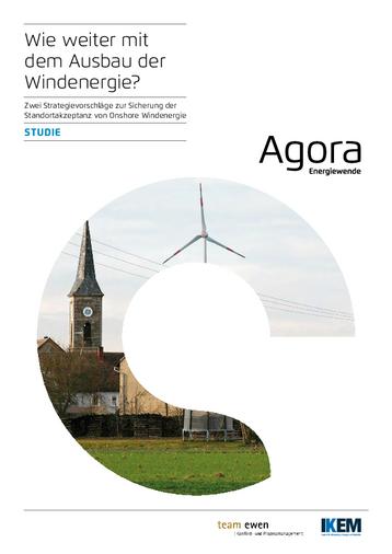 Zwei Strategievorschläge zur Sicherung der Standortakzeptanz von Onshore Windenergie