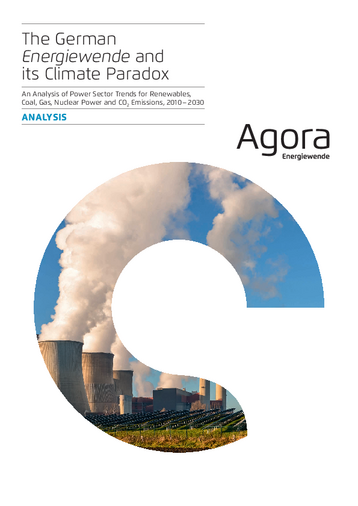 An Analysis of Power Sector Trends for Renewables, Coal, Gas, Nuclear Power and CO2 Emissions, 2010 – 2030