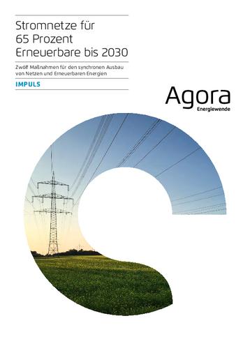 Zwölf Maßnahmen für den synchronen Ausbau von Netzen und Erneuerbaren Energien