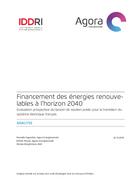 Évaluation prospective du besoin de soutien public pour la transition du système électrique français