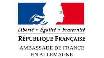 Logo Französische Botschaft in Deutschland