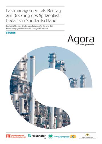 Endbericht einer Studie von Fraunhofer ISI und der Forschungsgesellschaft für Energiewirtschaft
