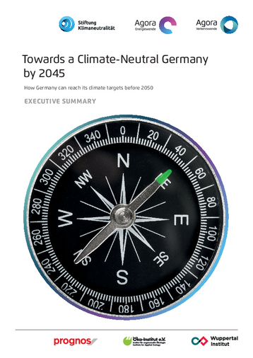 How Germany can reach its climate targets before 2050