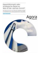 Eine Übersicht über die in der Diskussion befindlichen Modelle zur Gewährleistung der Versorgungssicherheit in Deutschland
