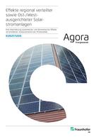 Eine Abschätzung systemischer und ökonomischer Effekte verschiedener Zubauszenarien der Photovoltaik