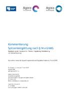 Digitalisierung der Energiewende - Thema 2: Regulierung, Flexibilisierung und Sektorenkopplung